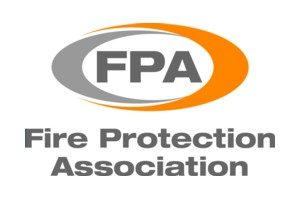 FPA logo re thatch fire safety research